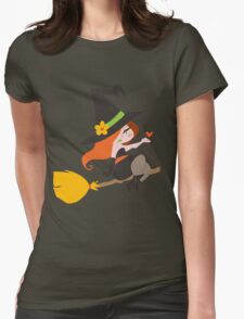 Cute Redhaired Witch T-Shirt