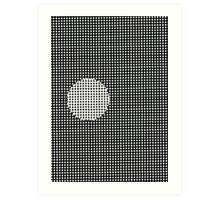 Opticlusion Art Print
