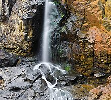 Nigretta falls by Simon Penrose
