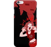 Atomic Scream! iPhone Case iPhone Case/Skin