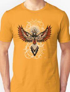 Divine Crow Woman Unisex T-Shirt