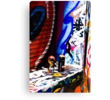 Spray Cans 2 Canvas Print