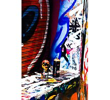 Spray Cans 2 Photographic Print
