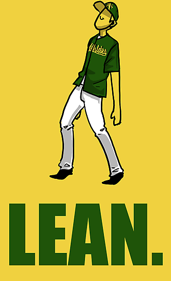 can you lean? by gomooink