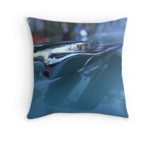 Out of the hood Throw Pillow