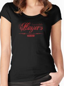Sunnydale Slayers Women's Fitted Scoop T-Shirt