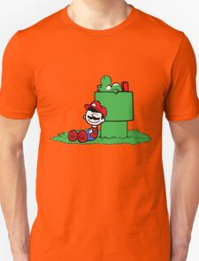 a boy and his dino Unisex T-Shirt