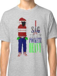 Corporate Pocketz Classic T-Shirt