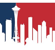 Seattle by major-league