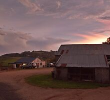 One Evening at The Farm by Matthew Lokot