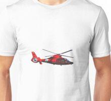 USCG helicopter Unisex T-Shirt