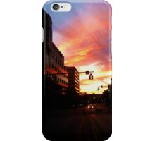 To Bed with the Sun iPhone Case/Skin
