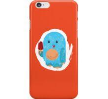 Popsicle Yeti: iPhone Case iPhone Case/Skin