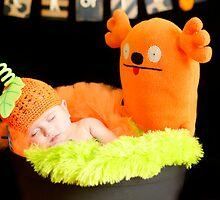 Sleeping Pumpkin by Amature2Pro