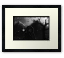 'The Hermit' Framed Print