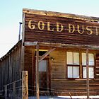 Gold Dust-What all Miners hope For by marilyn diaz