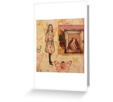 De Fleures Greeting Card