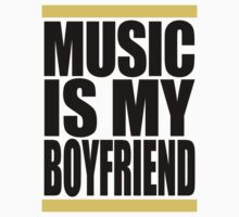 Music Is My Boyfriend by DropBass