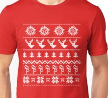 A Supernaturally Ugly Christmas Unisex T-Shirt