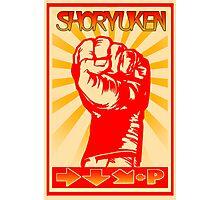 Shoryuken Photographic Print