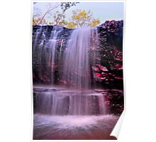 Curtin Falls Poster
