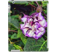 Purple Power Wrinkle iPad Case/Skin