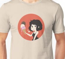 Ice Cream Terror Unisex T-Shirt