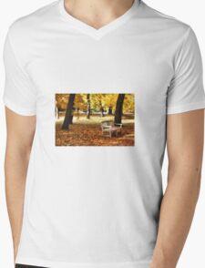 Countryside Mens V-Neck T-Shirt