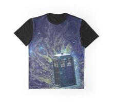 Space Engine Graphic T-Shirt