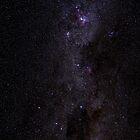 Milky way by Kyra  Webb