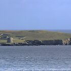 The Mousa Broch by cullodenmist