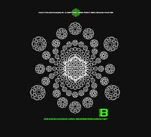 Gratitude Crop Circle Metatron Vortex 22 - oct 2012 Unisex T-Shirt