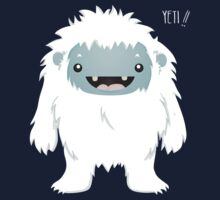 Yeti !! One Piece - Long Sleeve
