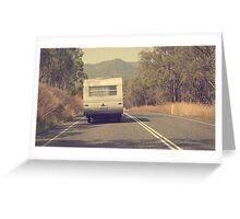 Grey Nomad... Greeting Card
