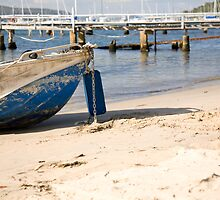 Boat having a breather by martinberry