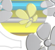 flower 4 Sticker
