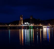 Clyde River Bridge by Paul Dean