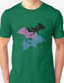Repel's Effect Wore Off! (Zubats Everywhere) Unisex T-Shirt