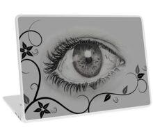 Having an eye on you2 Laptop Skin