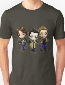 Supernatural cartoon trio T-Shirt