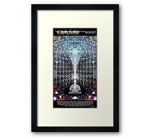 "BGRN-003 Benefit Poster with Sam Farrand - ""Song of the Seraphims""  Framed Print"