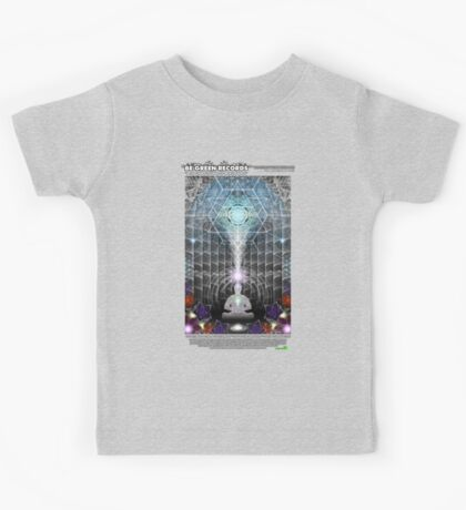 """BGRN-003 Benefit with Sam Farrand - """"Song of the Seraphims""""  Kids Tee"""