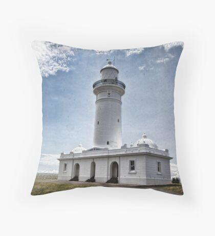 Macquarie LIghthouse Throw Pillow