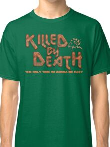Motorhead Killed By Death Heavy Metal Classic T-Shirt