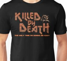 Motorhead Killed By Death Heavy Metal Unisex T-Shirt