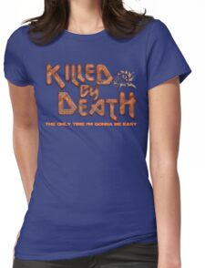 Motorhead Killed By Death Heavy Metal Womens Fitted T-Shirt