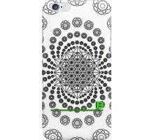 Crop Circle Metatron Vortex 22 IPHONE - Oct 2012 iPhone Case/Skin