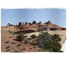Arches National Park, Utah, USA Poster