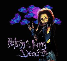 return of the living dead 3 by magenandstacy
