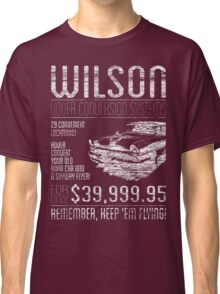 Wilson Hover Conversion Systems (Distressed) Classic T-Shirt